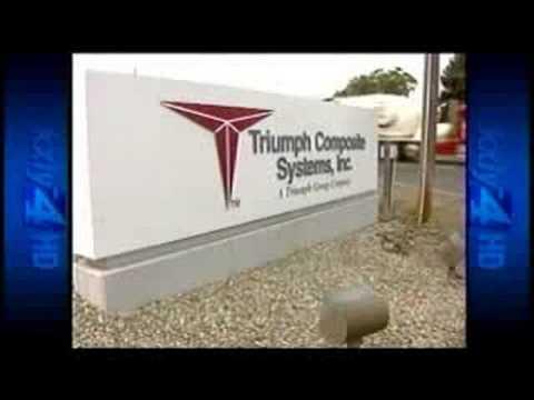 Boeing strike hits Triumph plant