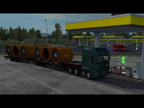 ETS2 Real Traffic Density 1 35 f by Cip [update 14/07/2019