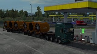 "[""ETS2"", ""Daf XF95"", ""XBS"", ""Ai Traffic"", ""Real Traffic Density"", ""Ai Sounds""]"