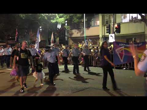 New South Wales Police Force - Sydney Mardi Gras 2018