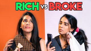 Rich Girls Vs. Broke Girls