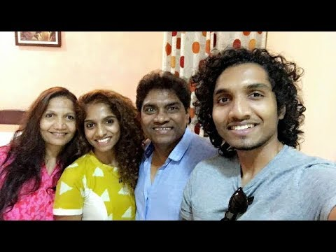 Johnny Lever Family Photos-Father, Mother, Spouse, Son ...  Johny