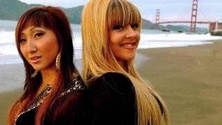 Ellen Kim & Adela Vanikova . Rihanna