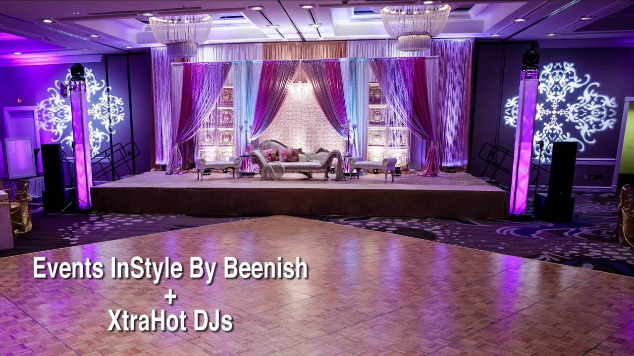 Weddings Instyle By Beenish Xtrahot Djs Atlanta Indian