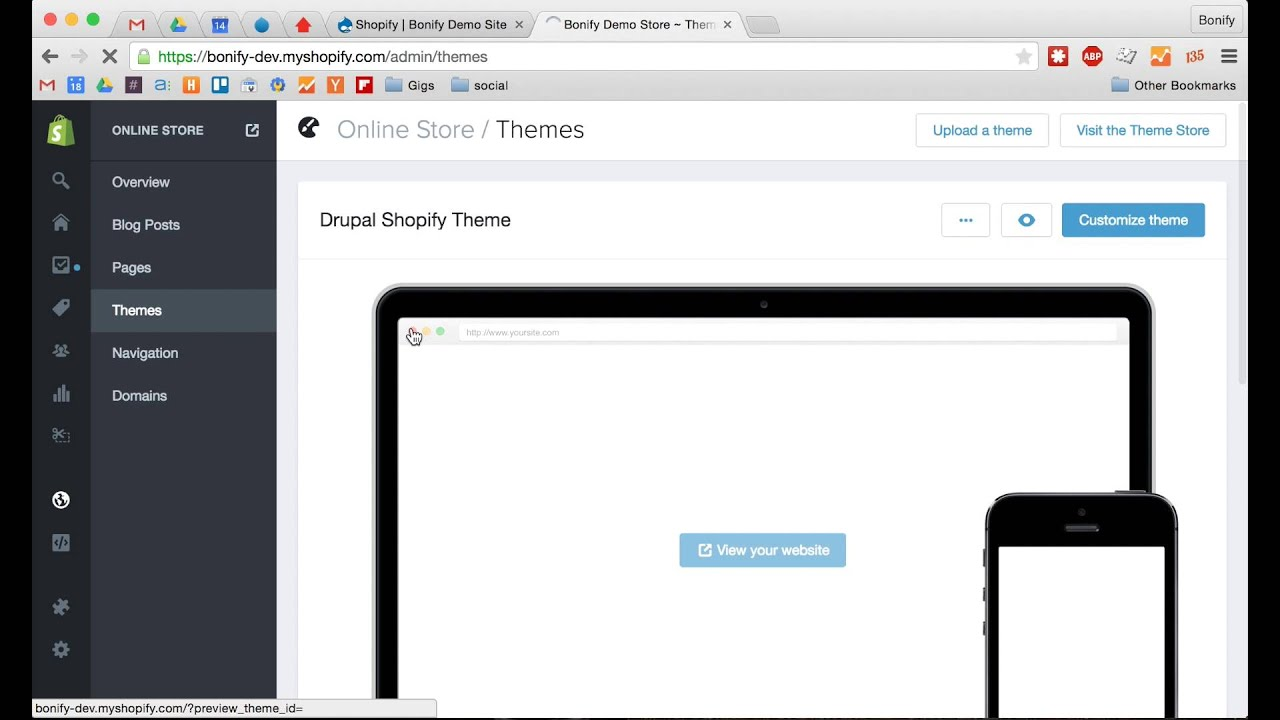 drupal theme generator free