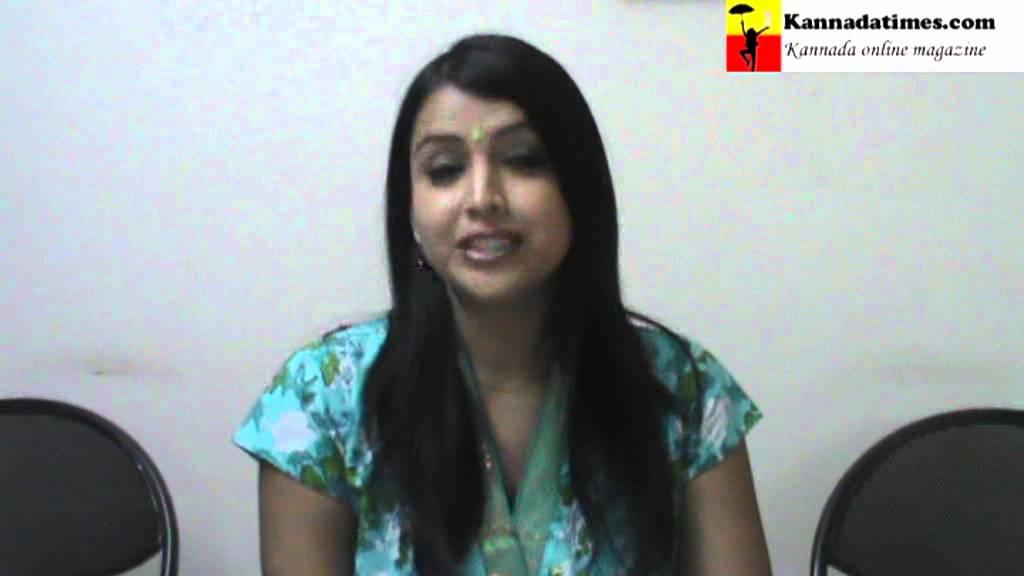 Shwetha Chengappa ACTRESS SHWETA CHANGAPPA Talks About WWWKANNADATIMESCOM