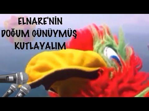 İyi ki Doğdun ELNARE  :)  2. KOMİK DOĞUM GÜNÜ VİDEOSU Made in Turkey :) 🎂 *ABİDİN KUKLA*