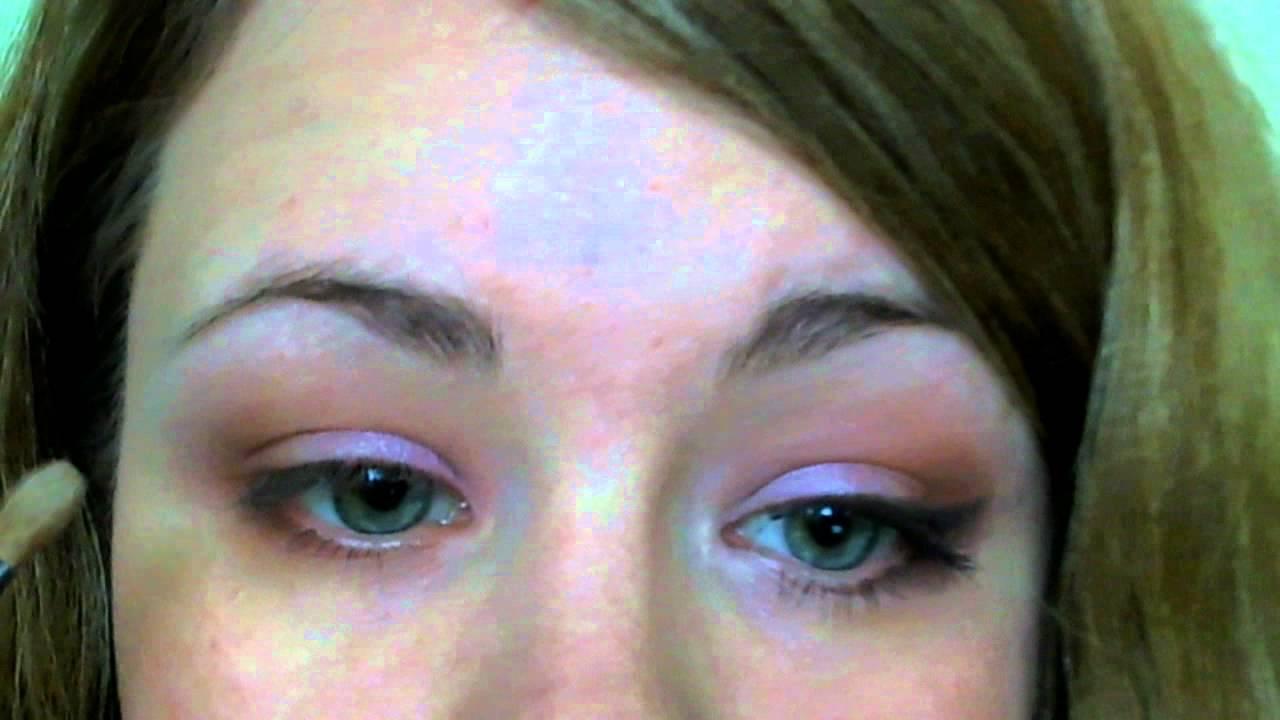 Дневной макияж 🍒 - YouTube