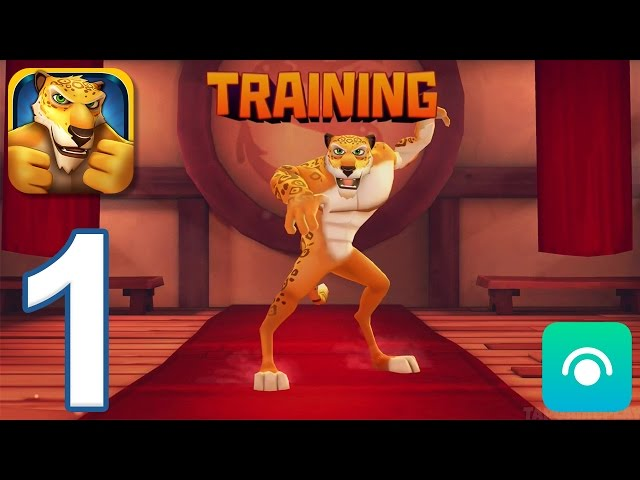 Smash Champs - Gameplay Walkthrough Part 1 - Jag: Level 1-4 (iOS, Android)