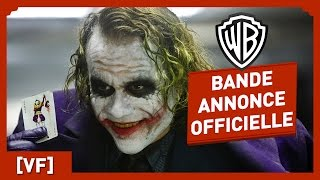 Batman : The Dark Knight - Bande Annonce Officielle (VF) - Christian Bale / Heath Ledger (Le Joker) streaming