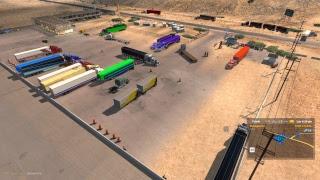 American Truck Simulator Rutingui del Komando rata!