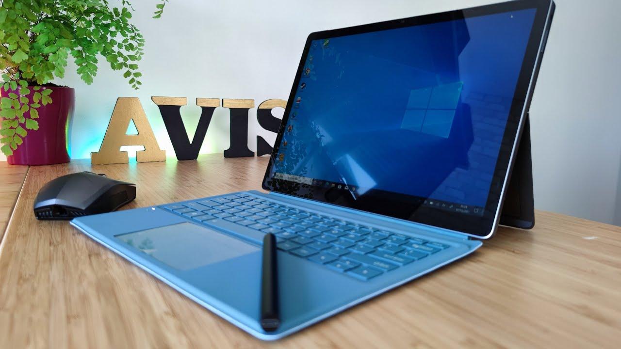 Download Kuu Lebook - Le concurrent des Microsoft Surface Pro Mais moins cher