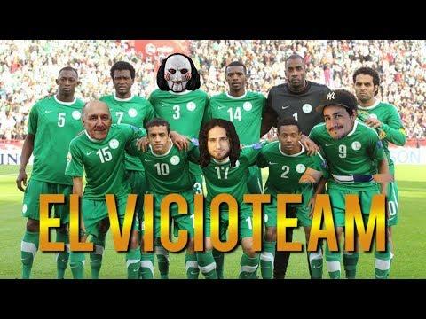 """EL EQUIPO DE LOS MÍSTICOS """"CAMINO AL MUNDIAL""""   FIFA ULTIMATE TEAM"""