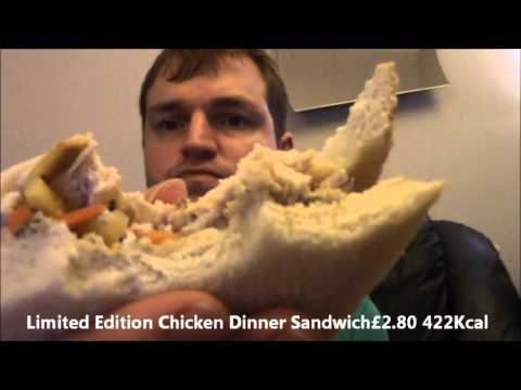Co-op Chicken Dinner Sandwich REVIEW