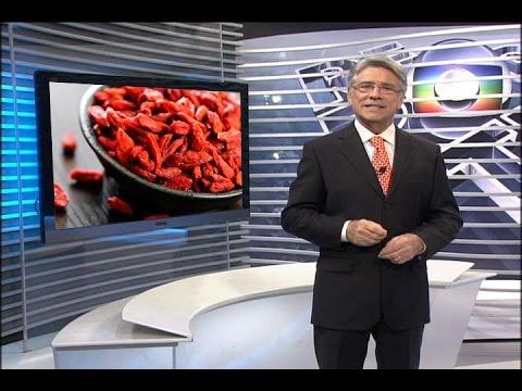 Globo Reporter - Goji berry Tem poder rejuvenecedor e emagrece