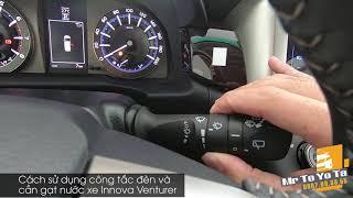 Hướng Dẫn Sử Dụng Các Tính Năng Cơ Bản Trên Xe Ô Tô | Phần 2: Công Tắc Đèn, Gạt Mưa, Gập Ghế Sau ...
