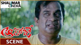 Aa Roje Movie || Yashwant Climax Scene || Brahmanandam, Yashwant, Soumya || Shalimarcinema