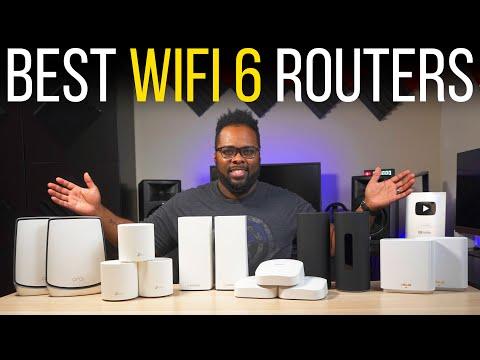 Best Wifi Router - Netgear Orbi Wifi 6, Eero Pro 6, Asus Zenwifi AX