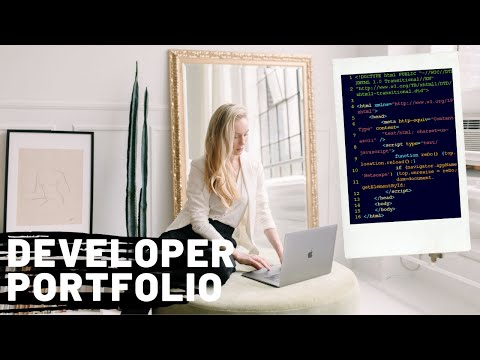 Tips For Your Programming Portfolio To Stand Out! When Job hunting!