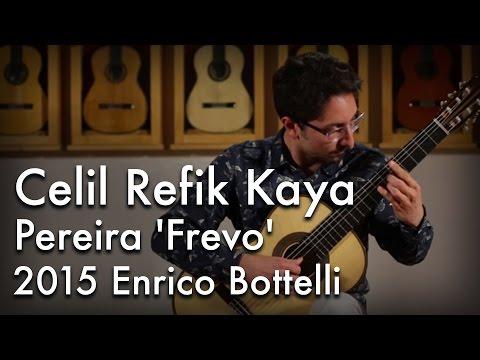 Celil Refik Kaya - Marco Pereira 'Frevo' (2015 Enrico Bottelli)