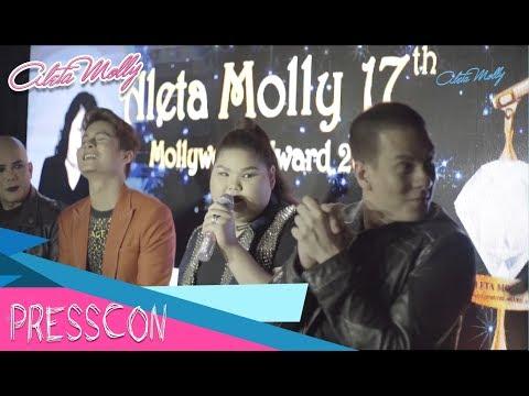 PressCon Single Aleta Molly - Jomblo