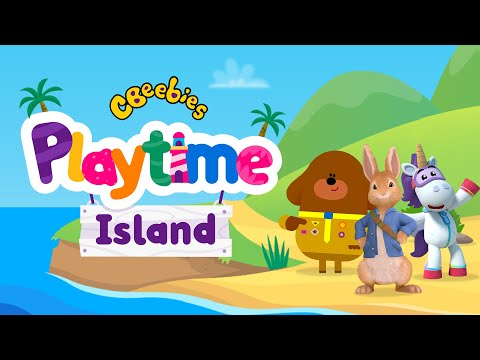 Bbc Cbeebies Playtime Island Fun Kids Games Apps On Google Play