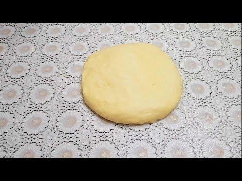 Дрожжевое тесто. Лучший рецепт дрожжевого пирожкового теста.
