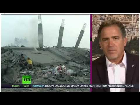 Miko Peled, son of an IDF general, condemns attacks on Palestinians