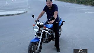 тест - Обзор Мотоцикла Suzuki SV 400
