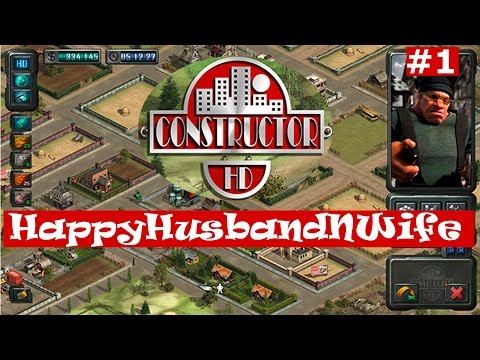 Constructing a American Dream neighborhood #1 | Hard mode
