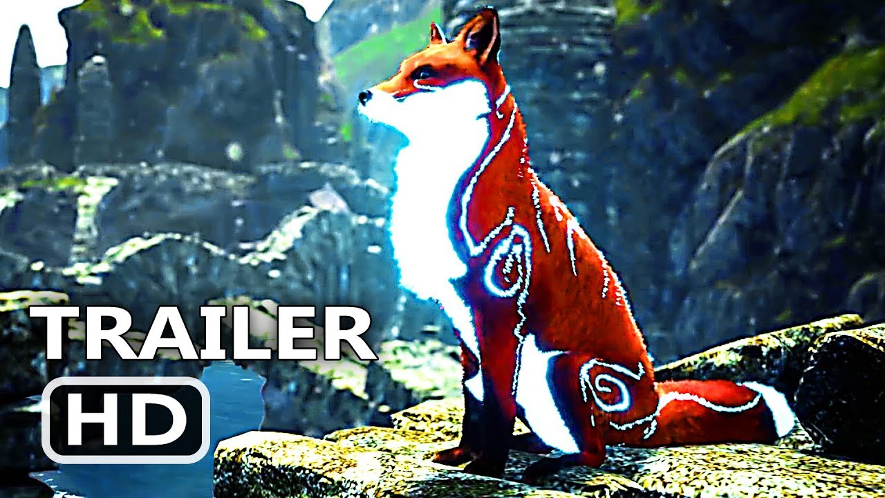 PS4 - Spirit Of The North Trailer (2018)