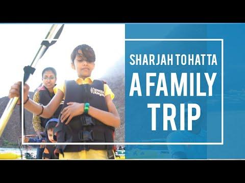 Sharjah to Hatta   A must Place to Visit   ഫാമിലി ട്രിപ്പ്