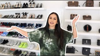 MY MAKEUP/CLOSET ROOM TOUR!