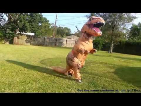 American Ninja Warrior - T. Rex - American Ninja Warrior