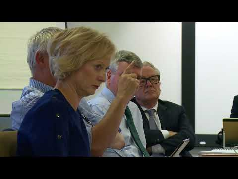 Meeting of the NHS Improvement board 30 11 2017  5 Update on winter 2017 -18