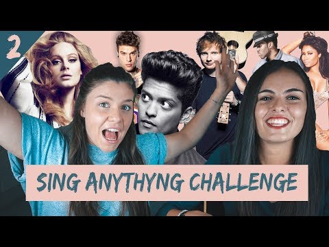 Cantiamo canzoni di Chiesa | SING ANYTHING CHALLENGE #2 (PART 2) - Opposite