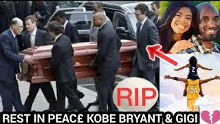 Happening Live: Kobe Bryant Funeral.. So sad