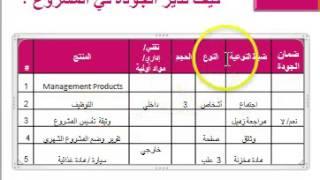 إدارة المشاريع 11