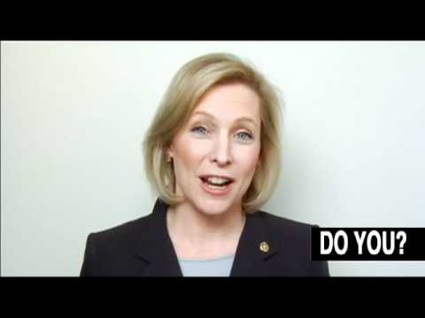 Senator Kirsten Gillibrand for HRC