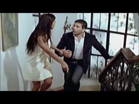 Nems Bond Movie | فيلم نمس بوند - دوللى شاهين وعشيقها فى البانيو