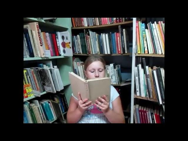 Изображение предпросмотра прочтения – РусланаЗагаринская читает произведение «Мурка, не ходи, там сыч» А.А.Ахматовой