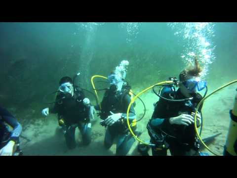 US Navy Sea Cadets - Winter Training, 2011 - SCUBA