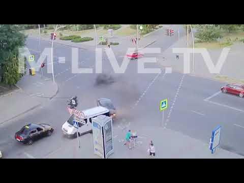 РИА Мелитополь: Видео ДТП