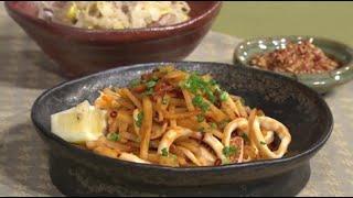 빅마마 이혜정의 돼지고기콩나물밥과 오징어감자볶음