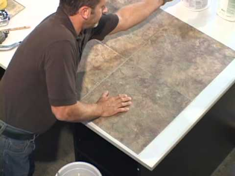 Nafco Permastone by Tarkett Installation Video - YouTube