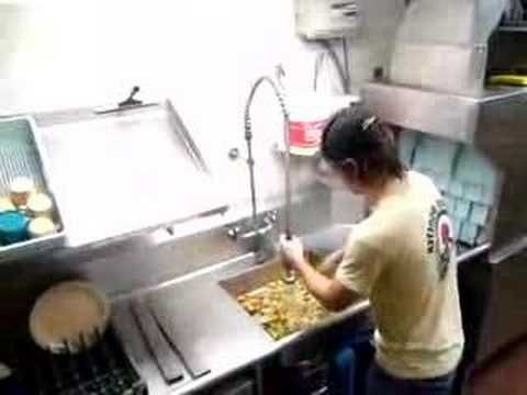 Industrial Grade Garbage Disposal In Action  YouTube