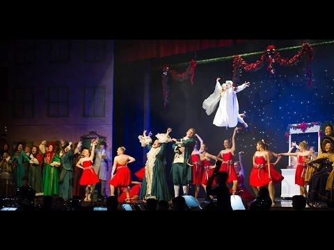 A Christmas Carol Live- Fezziwig's Annual Christmas Ball (Scene 7a)
