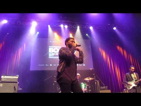 Boston Music Awards 2017  ~ Latrell James