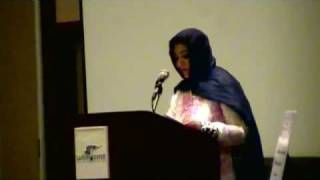 Dr. Farha Abbasi - Keynote Address at the 5th Mayors Ramadan Diversity Dinner 2011