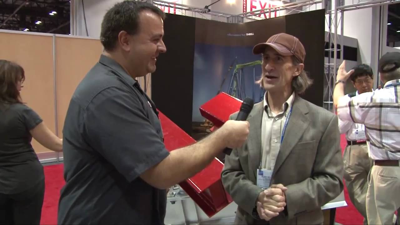 IAAPA 2010 - Orlando, Florida - Video Coverage from Theme Park Review